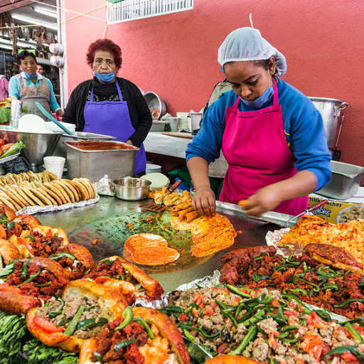8 of the Best Places to Experience Food in Mexico City