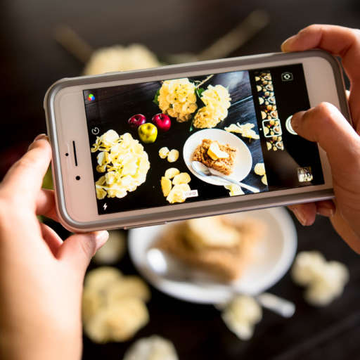 How to Take the Best Foodie Photos