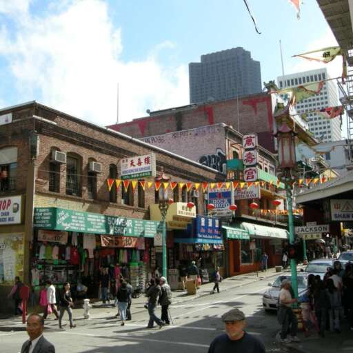 The Rich History of San Francisco's Chinatown Neighborhood