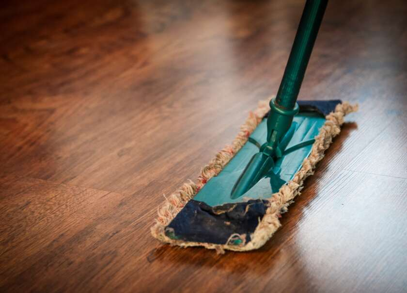 How to Tackle Cleaning Vinyl Plank Flooring